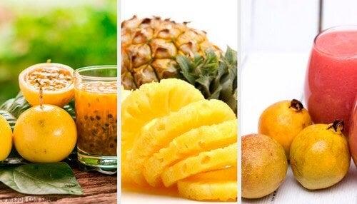 Frutti tropicali: i migliori per la salute