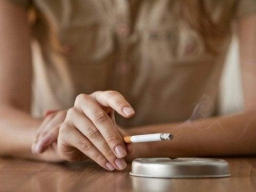 Il tabacco è fra le droghe più pericolose