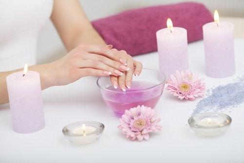Prendersi cura delle mani