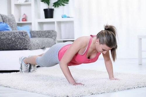 Prendersi cura delle ossa con 5 esercizi