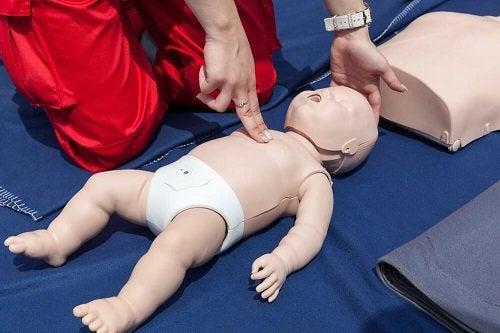 Manovre di rianimazione del neonato