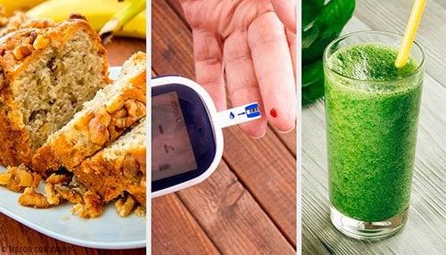 Gustose ricette per diabetici da preparare in casa