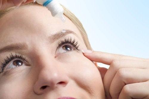 Secchezza oculare: 6 rimedi naturali