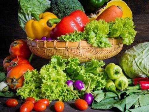 Verdure per empanadas