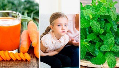 I vermi intestinali: 5 rimedi casalinghi per eliminarli