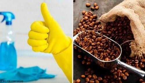 Usi del caffè: 14 impieghi alternativi