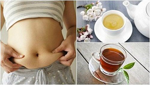 tè verde al carciofo per dimagrire