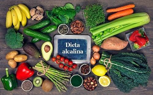 Alimenti alcalinizzanti per il corpo