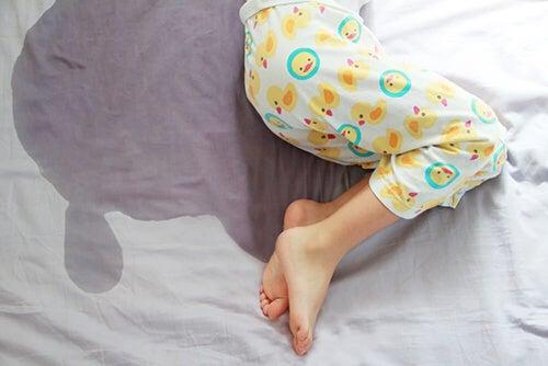 Enuresi infantile: come curarla?
