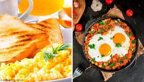 Valori nutrizionali delle uova, fanno bene alla salute?