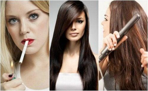 Salute dei capelli: liberatevi di queste 8 abitudini
