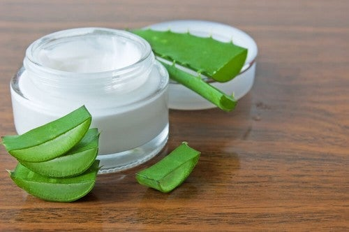Crema rigeneratrice di aloe vera
