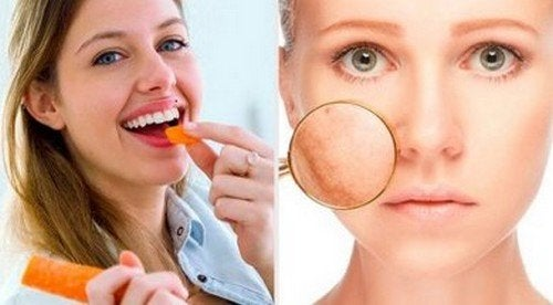 9 alimenti per prendersi cura della pelle