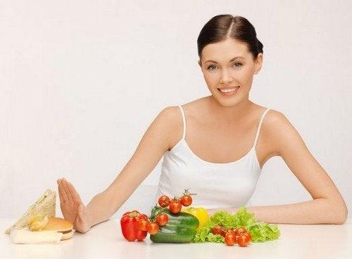 perdere peso cambiando solo dieta