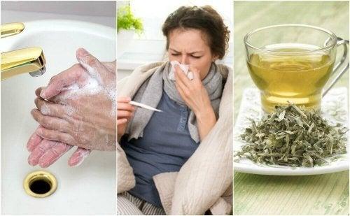Guarire dall'influenza: 4 consigli per stare meglio