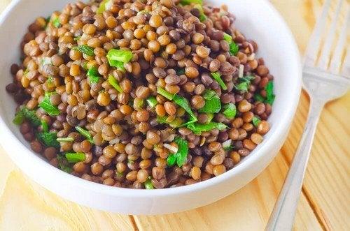 Lenticchie con verdure: ricetta semplice e deliziosa