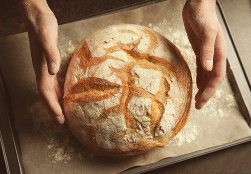 Pane senza impasto e senza glutine da preparare in casa