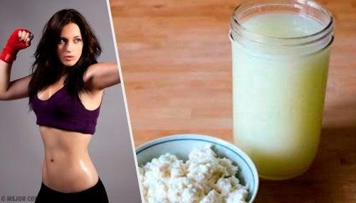 Proteine del siero del latte: cosa sono e quando assumerle