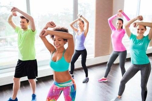 zumba fitness per perdere peso velocemente