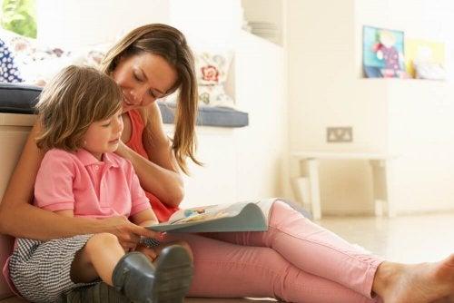 Leggere con i propri figli