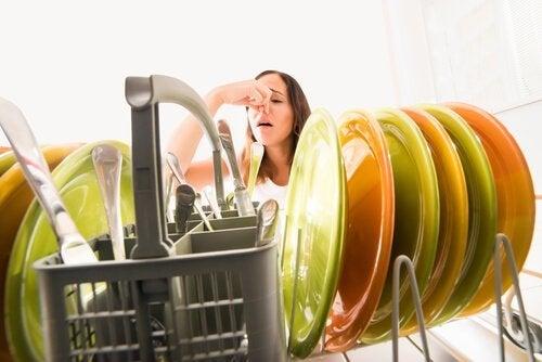 Cattivi odori in cucina