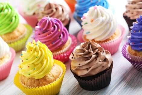 Errori che impediscono di perdere peso: dolci a colazione.