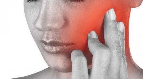 Dolore della mandibola