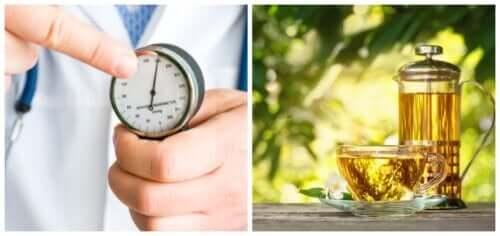 Combattere l'ipertensione con 5 infusi di erbe