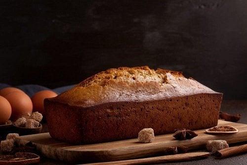 Ricetta del plumcake al miele e spezie