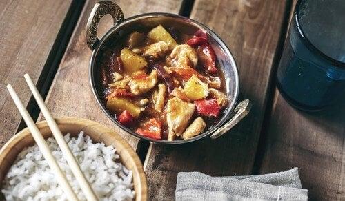 Pollo in agrodolce: deliziosa ricetta cinese