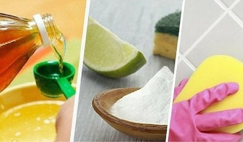 Prodotti naturali per pulire
