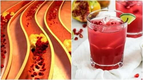 Arterie pulite con 6 rimedi naturali