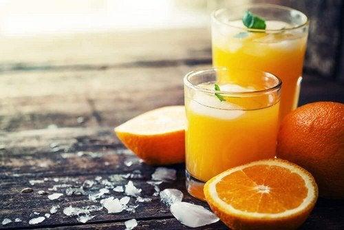 Spremuta di arancia