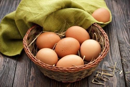 Uova scadute e danni all'organismo