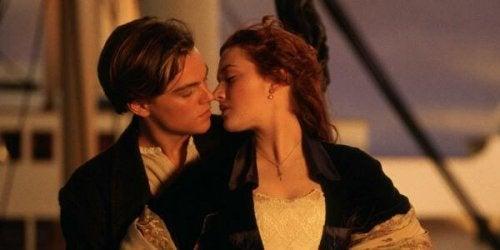 Titanic scena