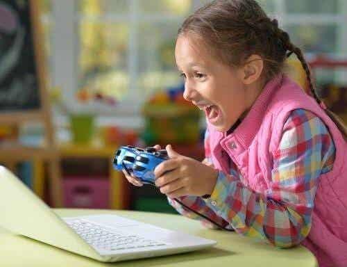 Dipendenza da videogiochi nei bambini