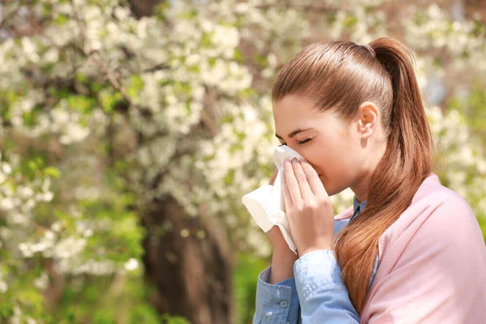 Combattere le allergie con i rimedi naturali