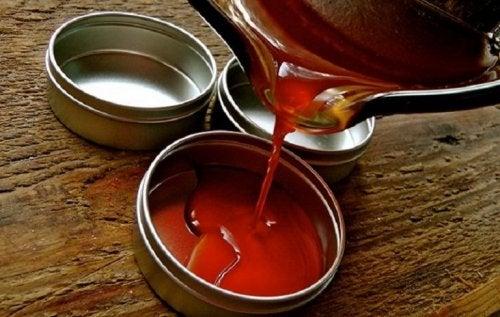 Crema al peperoncino di Cayenna