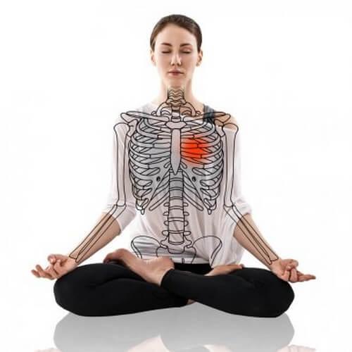 Lo yoga aiuta a controllare l'ipertensione