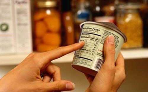 Etichetta nutrizionale, come leggerla?