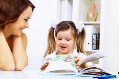 Risvegliare nel bambino l'interesse per la lettura