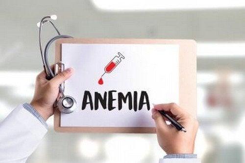 dieta per anemia da ferro