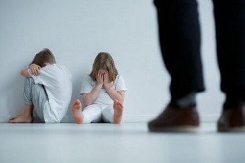 Segnali di abuso sui minori e come intervenire