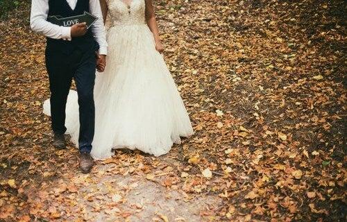 Organizzare un matrimonio autunnale