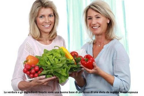 rimedi casalinghi e naturali per la menopausa