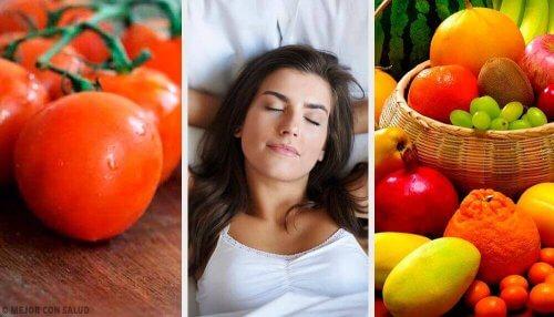 Alimenti che contengono melatonina