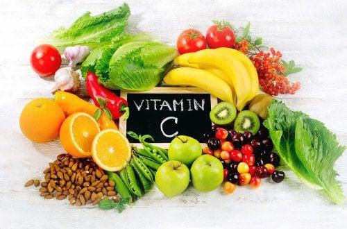 alimenti contenenti vitamina c