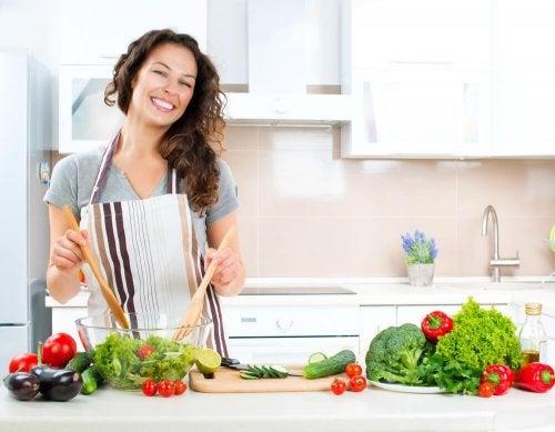 Buone abitudini per una cena più salutare