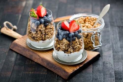 Mangiare granola ogni giorno: incredibili benefici