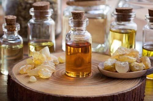 Olio essenziale di incenso e benefici